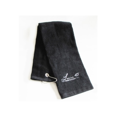 Standard Size Black Towels