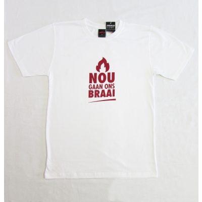 Nou Braai T-Shirts